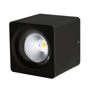 Đèn ốp trần 15W mẫu C (vuông, dimmer)