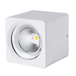 Đèn ốp trần 25W mẫu C (Vuông)