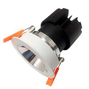 Đèn âm trần 10w mẫu F1 (Dimmer)